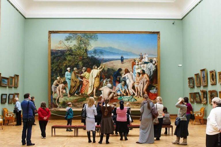 Виртуальные музеи и галереи